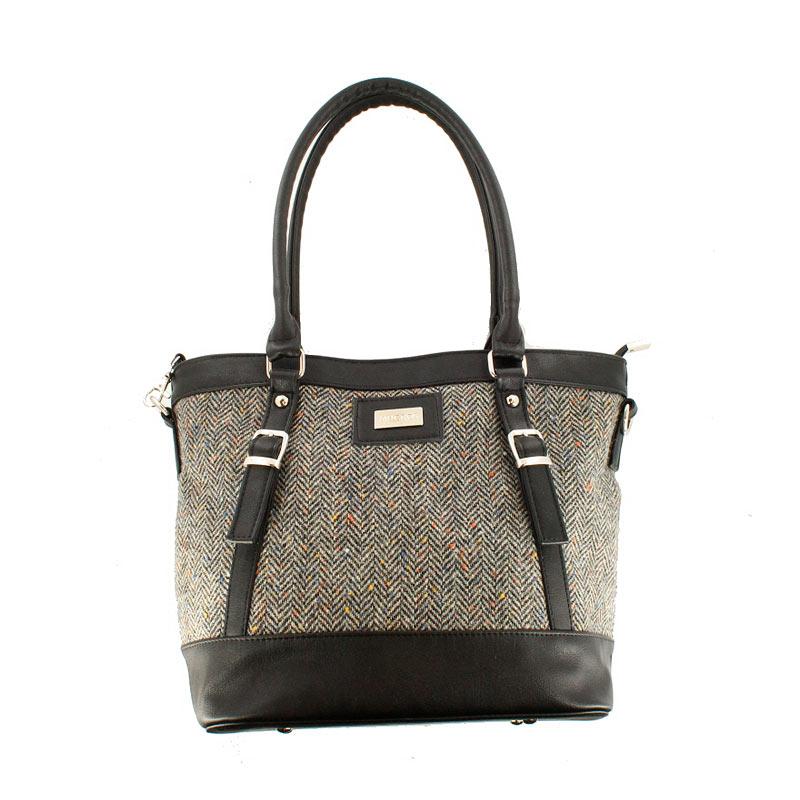 Irish Handbag Mucros Weavers Kelly 1