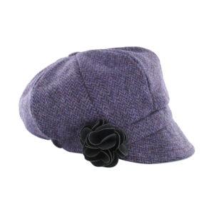 Ladies Irish Hat Newsboy 213