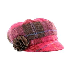 Ladies Irish Hat Newsboy 223