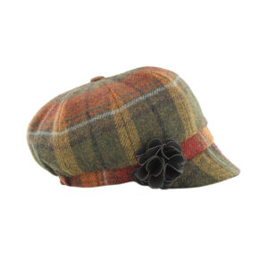 Ladies Irish Hat Newsboy 321