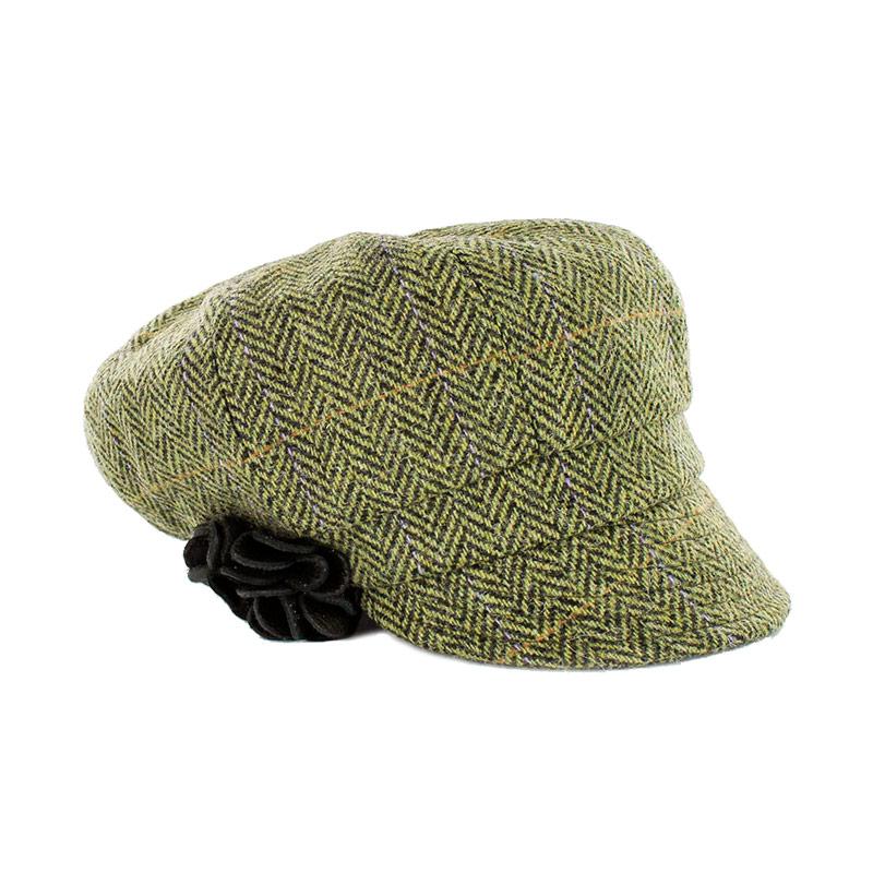 Ladies Irish Hat Newsboy 51