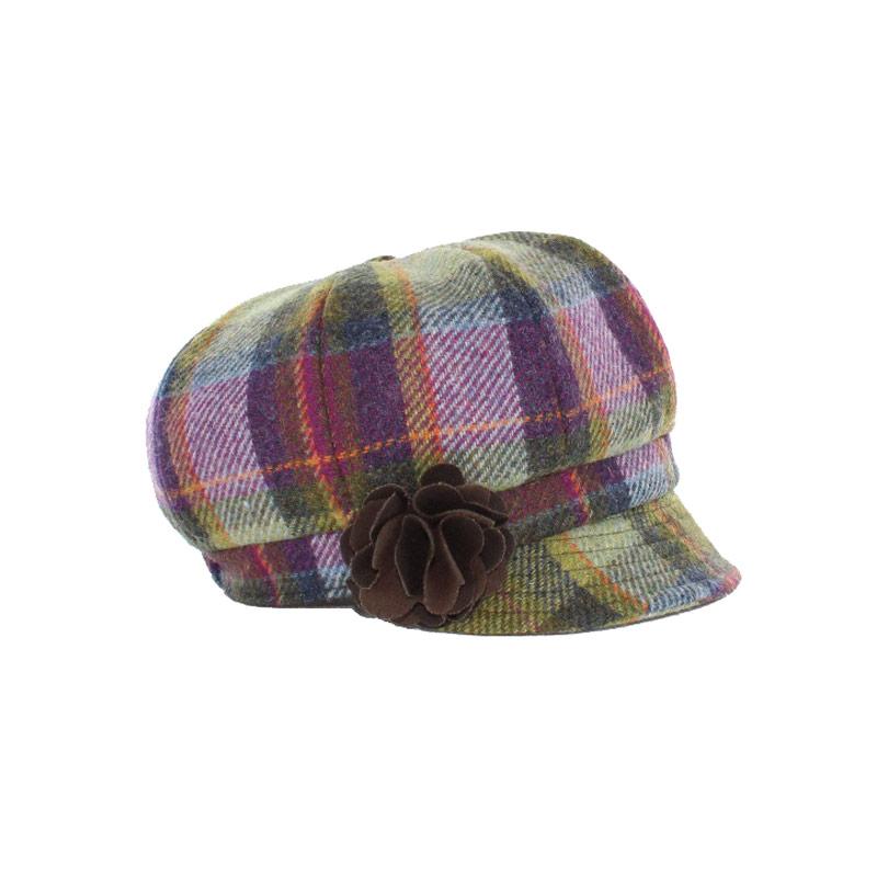 Ladies Irish Hat Newsboy 574-1