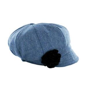 Ladies Irish Hat Newsboy 64