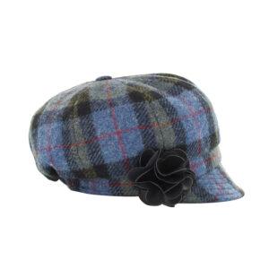 Ladies Irish Hat Newsboy 772-2
