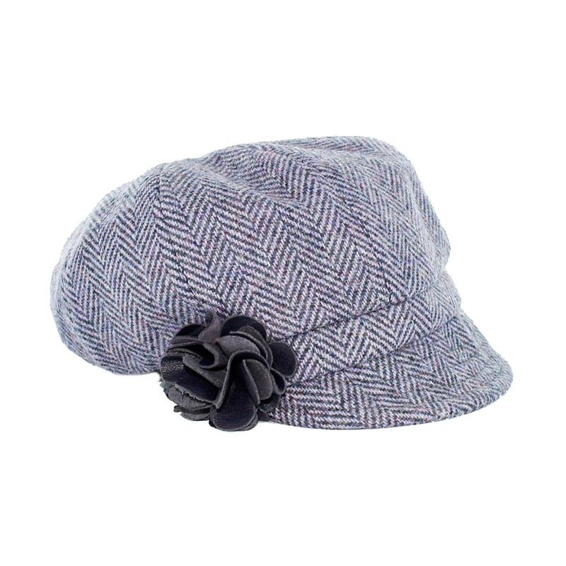 Ladies Irish Hat Newsboy 7823-284