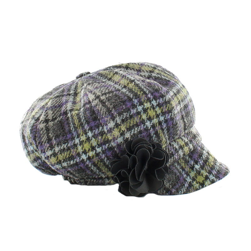 Ladies Irish Hat Newsboy 801-2