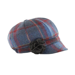 Ladies Irish Hat Newsboy