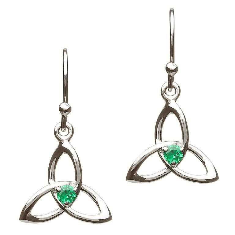 SE2054 - Trinity Knot Earrings