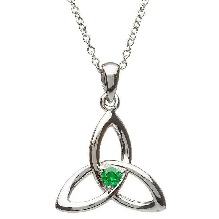 SP2053 - Trinity Knot Necklace