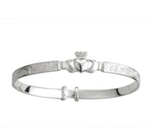 Claddagh Bangle - Baby - S5268