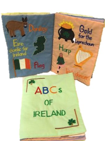 ABC'S of Ireland Soft Book