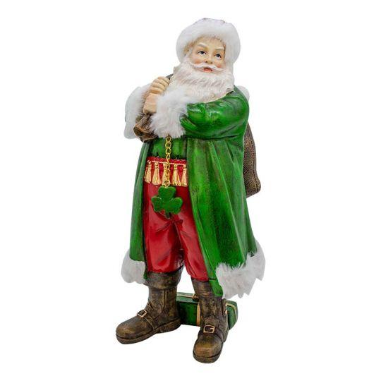 Celtic Santa Bearing Gifts