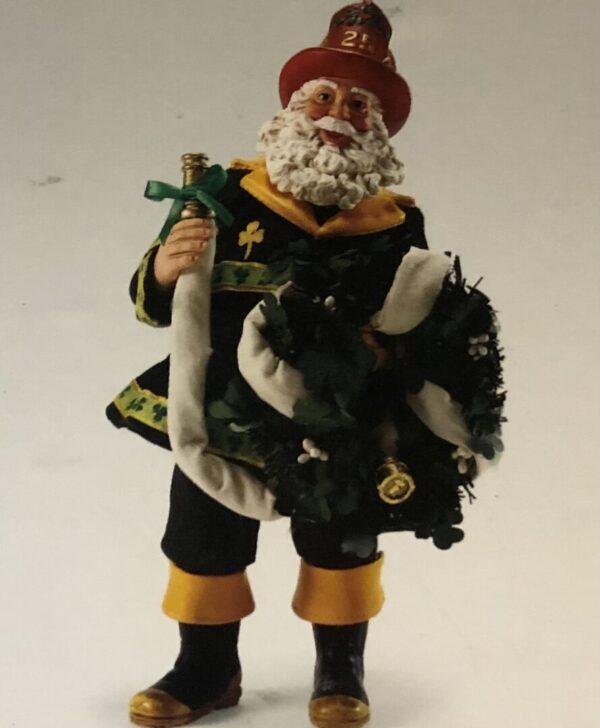 Fireman Santa