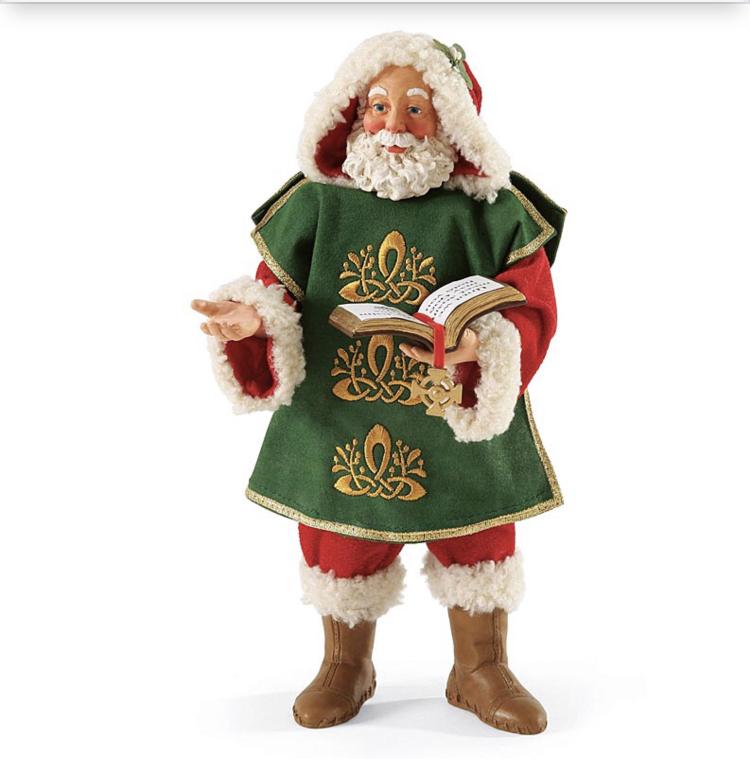 Until We Meet Again Santa