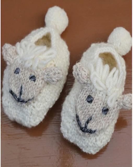 Baby Shepley Booties R778-134