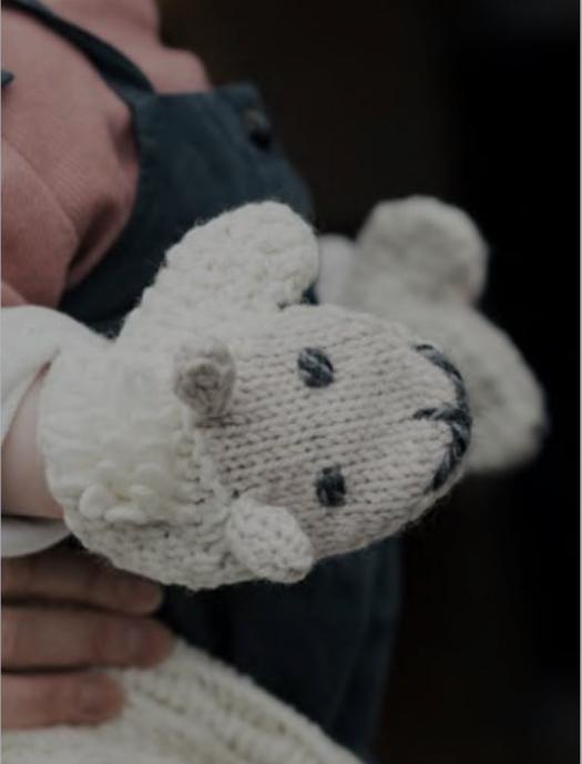 Baby Shepley Gloves R777-134