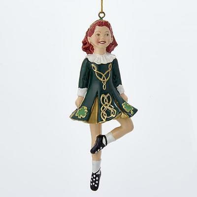 Irish Dancer Ornament