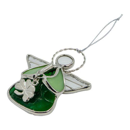 Wee Irish Glass Angel