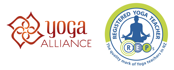 Yoga by Karma is accredited to Yoga Alliance and REPS New Zealand