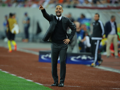 Guardiola angry with top English clubs