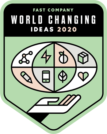 Fast Company World Changing Ideas 2020 logo