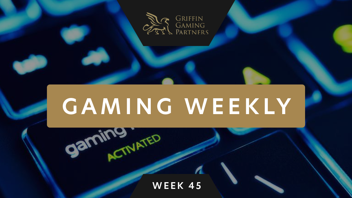 GGP Gaming Weekly - Wk 45