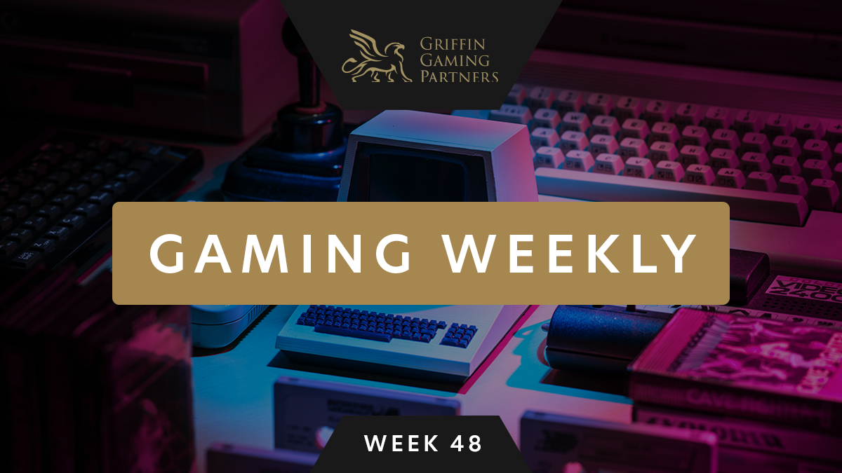 GGP Gaming Weekly - Wk 48