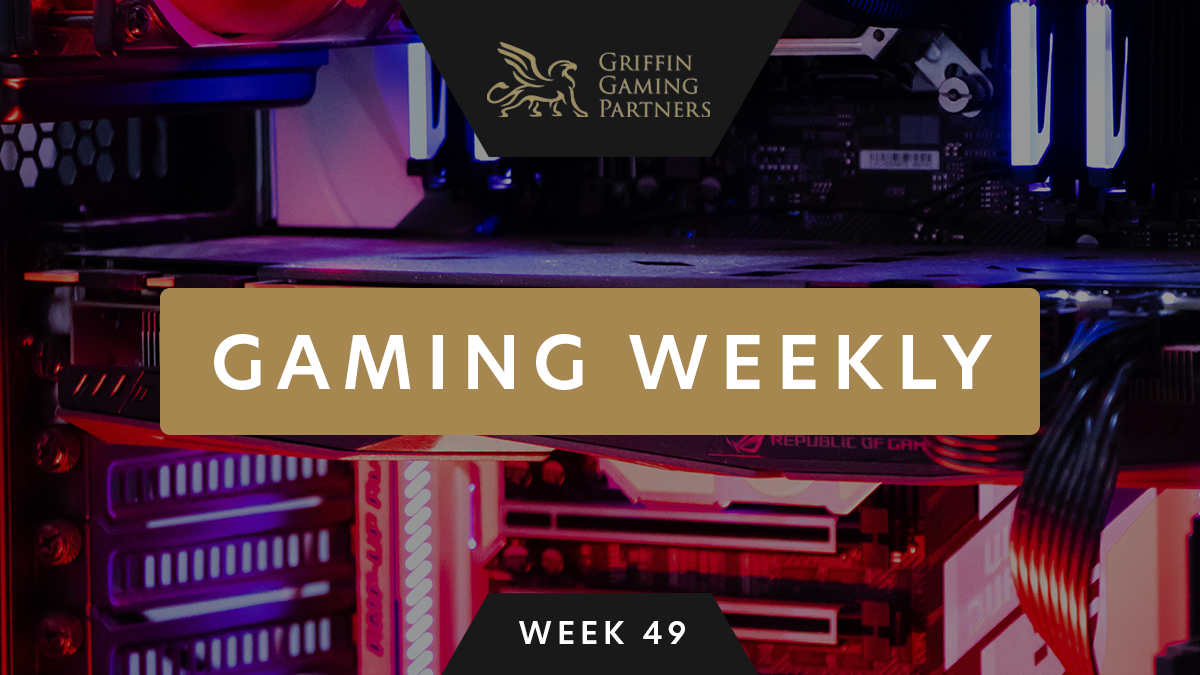 GGP Gaming Weekly - Wk 49