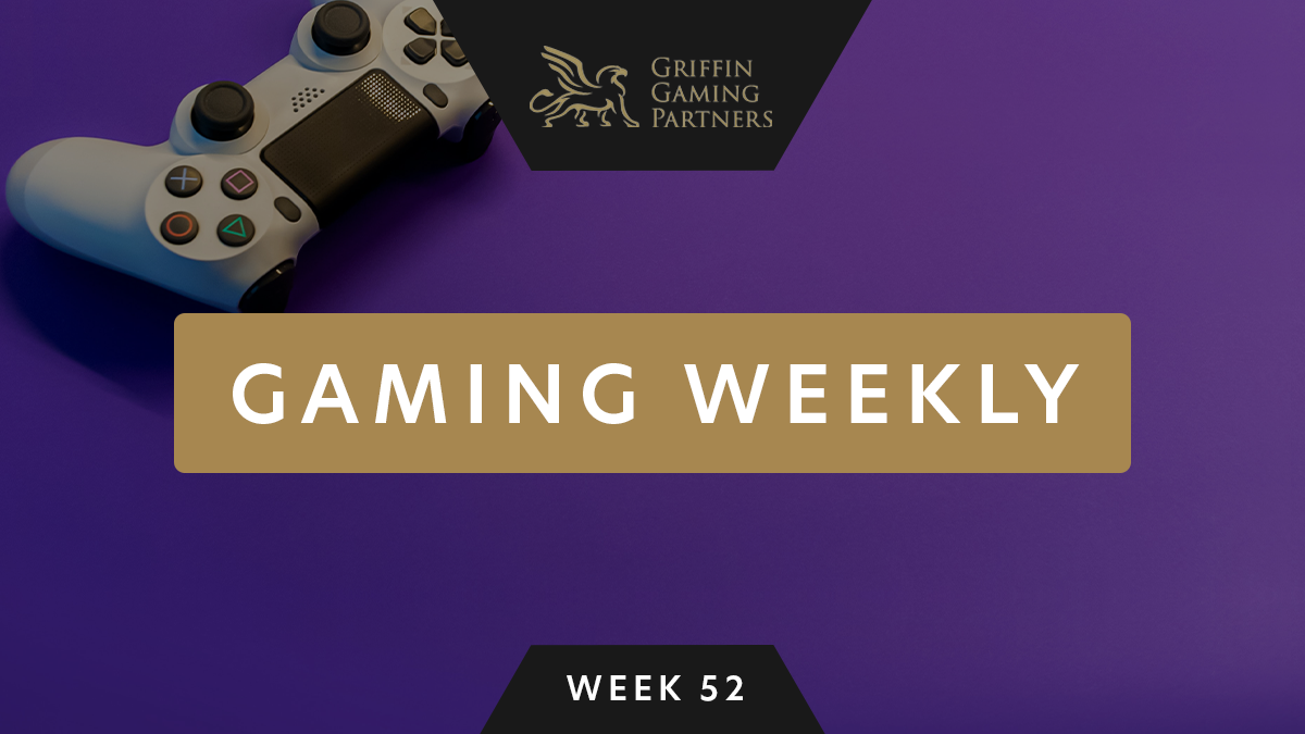 GGP Gaming Weekly - Wk 52