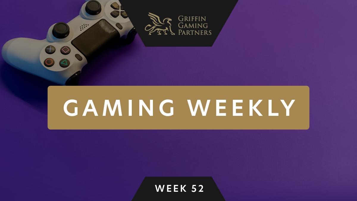 GGP Gaming Weekly - Wk 52
