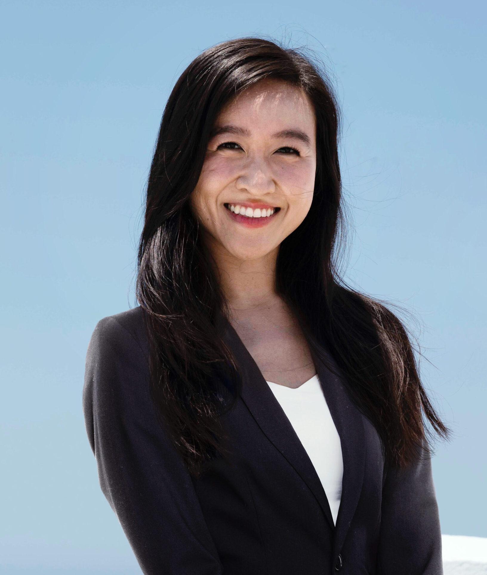 Emily Wang - Headshot