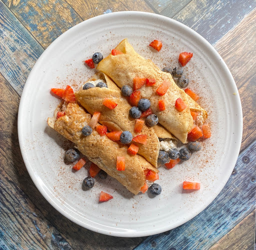 High Protein Crepes