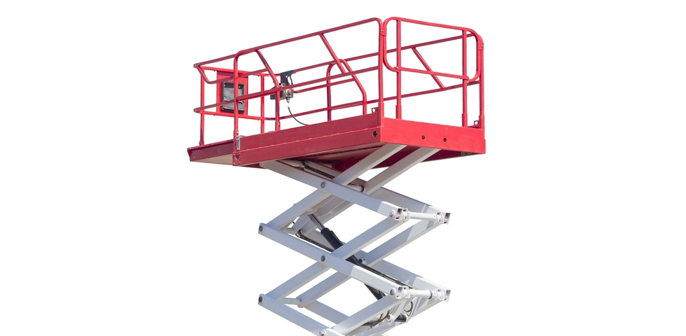 Aerial lifts are useful high ceiling cleaning tools.