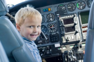 Entertaining Babies and Toddlers on Airplanes