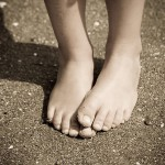 Measuring Your Child's Feet for Shoes