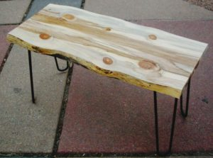 Learn how to make this coffee table.