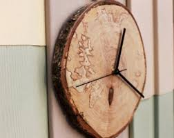 Woodworking Slab Clock