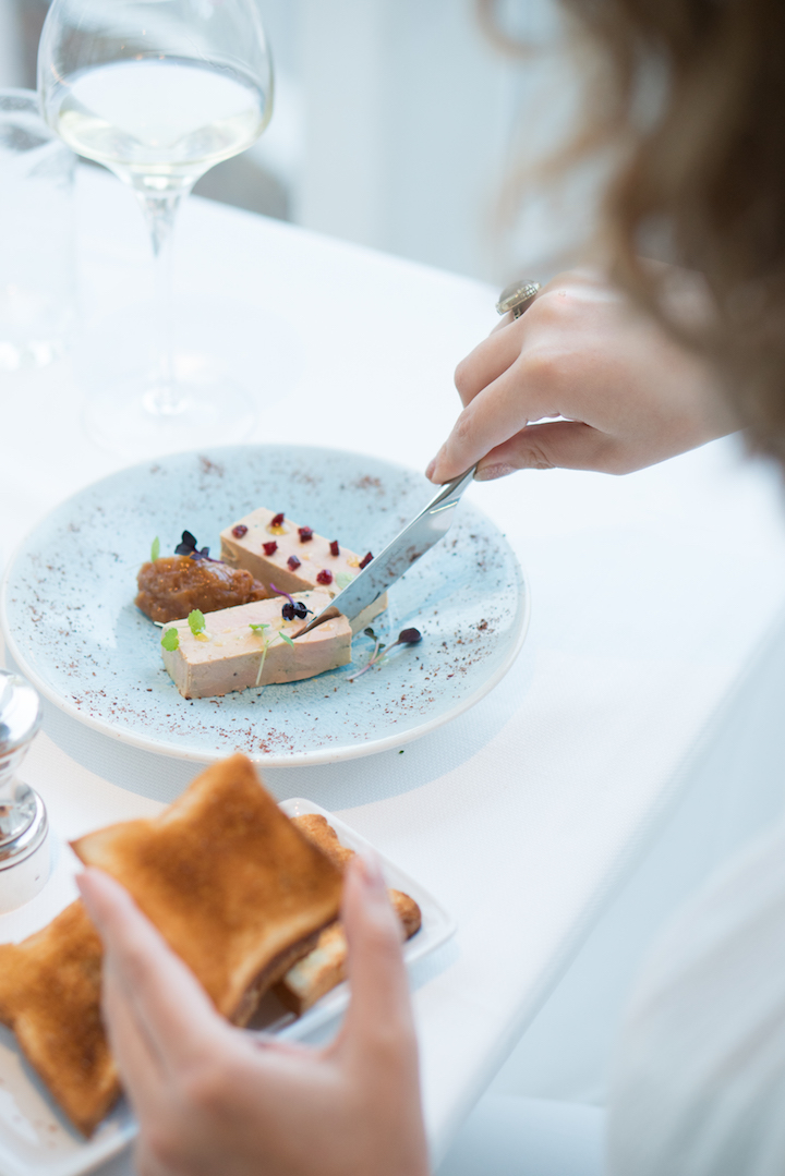 Rendezvous Business Lunch - La Serre Dubai