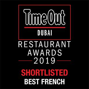2019 Best Restaurant – Nominated