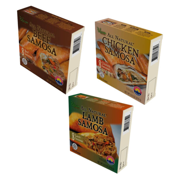 Samosas - 24 Box Pack