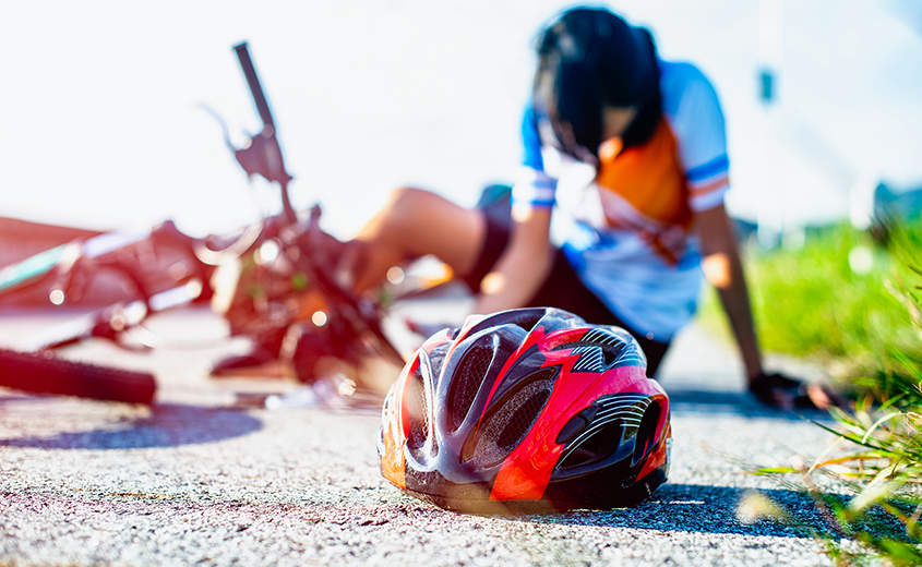 Personal Injury Bike Accidents