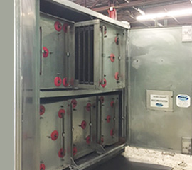 Container Full of Clean Cells