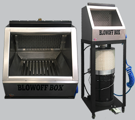 Blowoff Box Product Photo