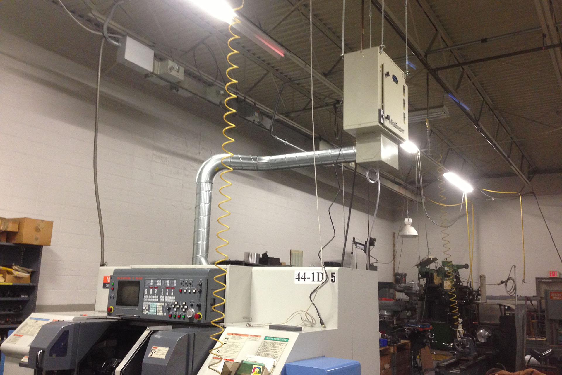 Benefits of Industrial Air Filtration Maintenance