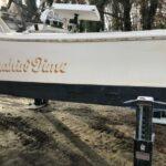 sandblast boat