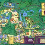 Busch Gardens Map