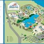 Upper Clements Park Map