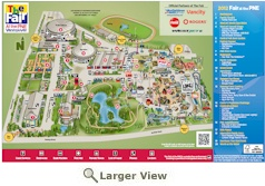 Playland Map
