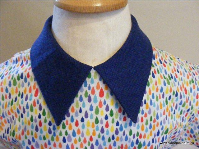 Close up collar