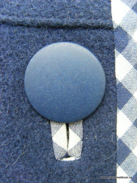 Enigma bound buttonhole cu